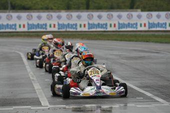 , ITALIAN ACI KARTING CHAMPIONSHIP