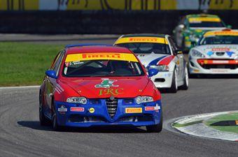 Barin Zuffi (Alfa Romeo 1900 Diesel #105) , TCR ITALY TOURING CAR CHAMPIONSHIP
