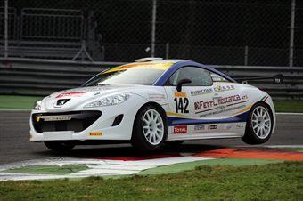 Coldani Bertozzi (MC Motortecnica, Peugeot RCZ Cup RCZ Cup #142), TCR ITALY TOURING CAR CHAMPIONSHIP