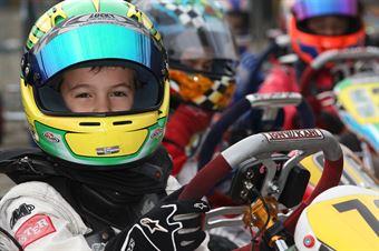 60 MINI   Riccardo Ayrton Camplese (Tony Kart Lke) , ITALIAN ACI KARTING CHAMPIONSHIP