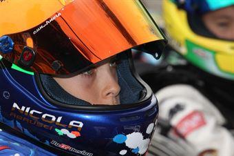 60 MINI   Nicola Abrusci (Tony Kart Lke), ITALIAN ACI KARTING CHAMPIONSHIP