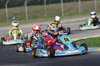 60 MINI   Leonardo Rinaldi (Top Kart Lke), CAMPIONATO ITALIANO ACI KARTING