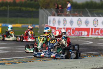 60 MINI   Antonio Serravalle (Tony Kart Lke), CAMPIONATO ITALIANO ACI KARTING