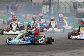 KF2   Marco Maestranzi (Top Kart Tm), CAMPIONATO ITALIANO ACI KARTING