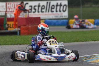 KF2   Noorzilan Amin (Super Winforce Parilla), ITALIAN ACI KARTING CHAMPIONSHIP