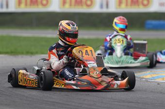 KF2   Alessandro Pandolfi (Intrepid Tm), ITALIAN ACI KARTING CHAMPIONSHIP