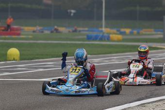KF2   Marco Maestranzi (Top Kart Tm) , CAMPIONATO ITALIANO ACI KARTING