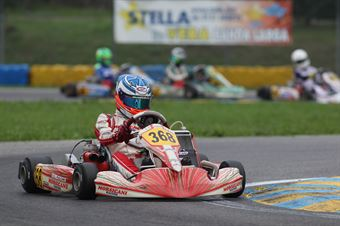 KF3   Leonardo Pulcini (Tony Kart Vortex), ITALIAN ACI KARTING CHAMPIONSHIP