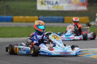 KF3   Lorenzo Colombo (Tony Kart Parilla), ITALIAN ACI KARTING CHAMPIONSHIP