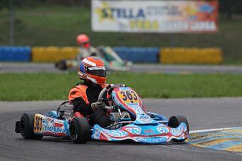 KF3   Alex Peroni (Energy Tm), ITALIAN ACI KARTING CHAMPIONSHIP