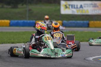 KF3   Antonio Romanucci (Tony Kart Tm), ITALIAN ACI KARTING CHAMPIONSHIP