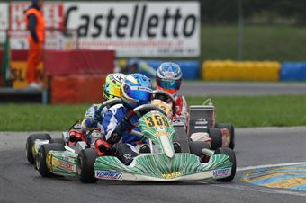 KF3   Alexander Vartanyan (Tony Kart Vortex), ITALIAN ACI KARTING CHAMPIONSHIP