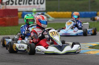 KF3   Matvey Maslow (FA Kart Vortex), ITALIAN ACI KARTING CHAMPIONSHIP