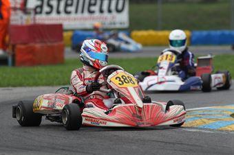 KF3   Petru Florescu (Tony Kart Vortex), ITALIAN ACI KARTING CHAMPIONSHIP