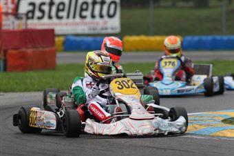 KF3   Remigio Garofano (Lenzo Lke), CAMPIONATO ITALIANO ACI KARTING