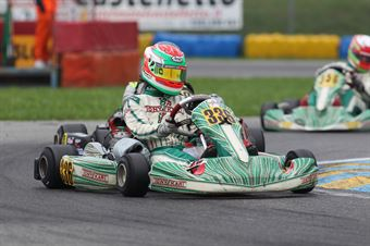 KF3   Marco Ripamonti (Tony Kart Vortex), CAMPIONATO ITALIANO ACI KARTING