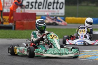 KF3   Lorenzo Travisanutto (Tony Kart Vortex), CAMPIONATO ITALIANO ACI KARTING