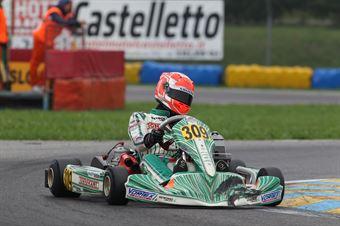 KF3   Nikita Mazepin (Tony Kart Vortex), ITALIAN ACI KARTING CHAMPIONSHIP