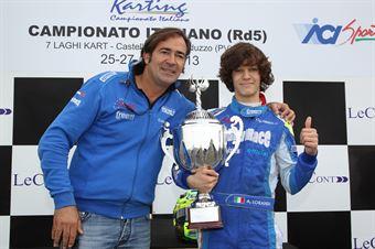 KF3   Alessio Lorandi, ITALIAN ACI KARTING CHAMPIONSHIP
