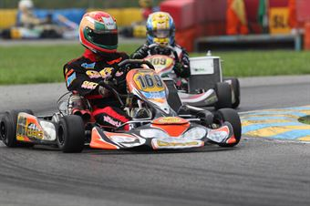KZ2   Matteo Mazzucchelli (CRG Tm), CAMPIONATO ITALIANO ACI KARTING