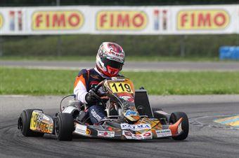 KZ2   Alessandro Giulietti (Intrepid Tm), CAMPIONATO ITALIANO ACI KARTING