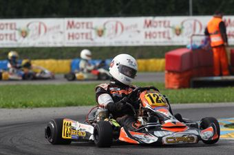KZ2   Giacomo Pollini (CRG Tm), CAMPIONATO ITALIANO ACI KARTING