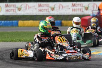 KZ2   Bartosz Idzkowski (CRG Tm), ITALIAN ACI KARTING CHAMPIONSHIP