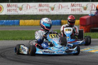 KZ2   Giorgio Mandozzi (Top Kart Tm), CAMPIONATO ITALIANO ACI KARTING