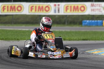 KZ2   Alessandro Giulietti (Intrepid Tm), ITALIAN ACI KARTING CHAMPIONSHIP