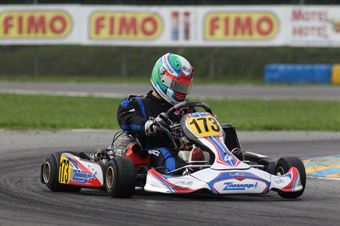 KZ2   Lorenzo Marcucci (Zanardi Tm), CAMPIONATO ITALIANO ACI KARTING