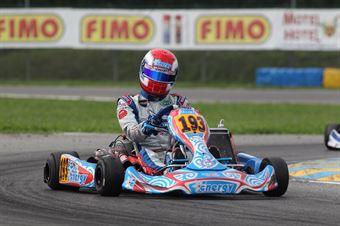 KZ2   Nikita Pukhon (Energy Tm), ITALIAN ACI KARTING CHAMPIONSHIP