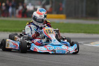 KZ2   Francesco Celenta (Energy Tm), ITALIAN ACI KARTING CHAMPIONSHIP