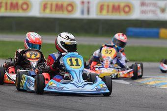 60 MINI   Christian Cobellini (Top Kart Lke), ITALIAN ACI KARTING CHAMPIONSHIP
