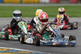 60 MINI   Antonio Serravalle (Tony Kart Lke), ITALIAN ACI KARTING CHAMPIONSHIP