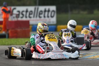 KF3   Remigio Garofano (Lenzo Lke), ITALIAN ACI KARTING CHAMPIONSHIP