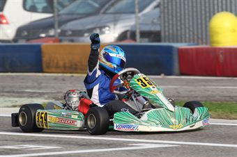 KF3   Alexander Vartanyan (Tony Kart Vortex), CAMPIONATO ITALIANO ACI KARTING