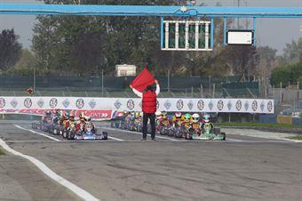 KZ2   Start 2, ITALIAN ACI KARTING CHAMPIONSHIP