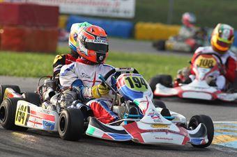 KZ2   Luca Tilloca (Energy Tm), ITALIAN ACI KARTING CHAMPIONSHIP