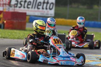 KZ2   Dorian Boccolacci (Energy Tm), CAMPIONATO ITALIANO ACI KARTING