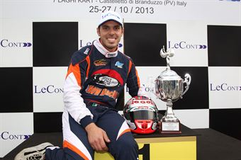 KZ2   Alessandro Giulietti, ITALIAN ACI KARTING CHAMPIONSHIP