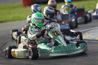 KF2   Lorenzo Ripamonti (Tony Kart Vortex), CAMPIONATO ITALIANO ACI KARTING