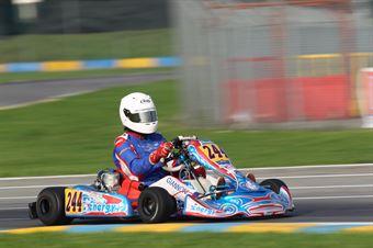 KF2   Lorenzo Giannoni (Energy Tm), ITALIAN ACI KARTING CHAMPIONSHIP