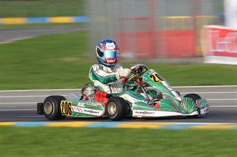 KF2   Daniele Galbiati (Tony Kart Vortex), ITALIAN ACI KARTING CHAMPIONSHIP