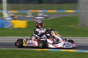KF2   Diego Bertonelli (Zanardi Tm), CAMPIONATO ITALIANO ACI KARTING
