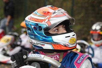 KF2   Luca Corberi (Kosmic Vortex), ITALIAN ACI KARTING CHAMPIONSHIP
