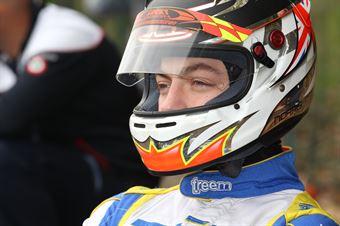 KF2   Ollie Norris (FA Kart Vortex), CAMPIONATO ITALIANO ACI KARTING