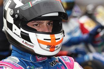 KF2   Andrea Moretti (Kosmic Tm), ITALIAN ACI KARTING CHAMPIONSHIP