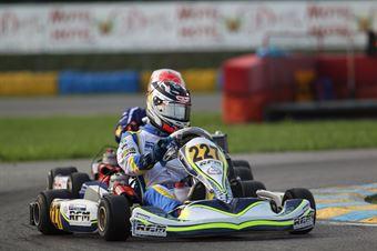 KF2   Ollie Norris (FA Kart Vortex), ITALIAN ACI KARTING CHAMPIONSHIP