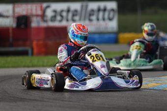 KF2   Luca Corberi (Kosmic Vortex), CAMPIONATO ITALIANO ACI KARTING