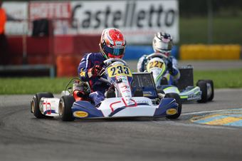 KF2   Gianni Vigorito (Exprit Tm), CAMPIONATO ITALIANO ACI KARTING